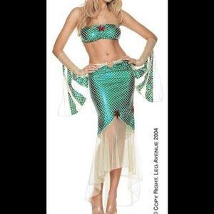 NEW Rare Mermaid Costume